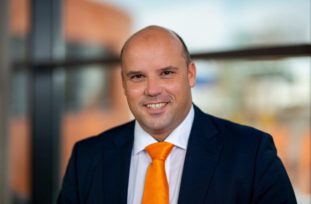SIXT appoints Daniel Marasch to new Van & Truck division